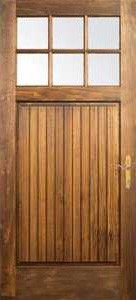 Lemieux Artisan Series Exterior Door