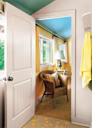 santa fe interior door