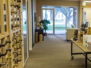 Showroom at Interior Door Replacement Company