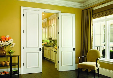 Custom Trustile Doors for Kitchen