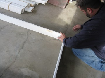 installing new prehung interior door