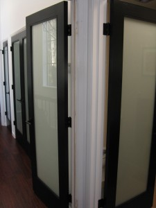 Interior White Laminate Doors