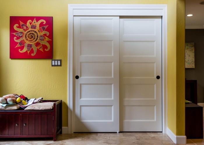Conmore Closet Door
