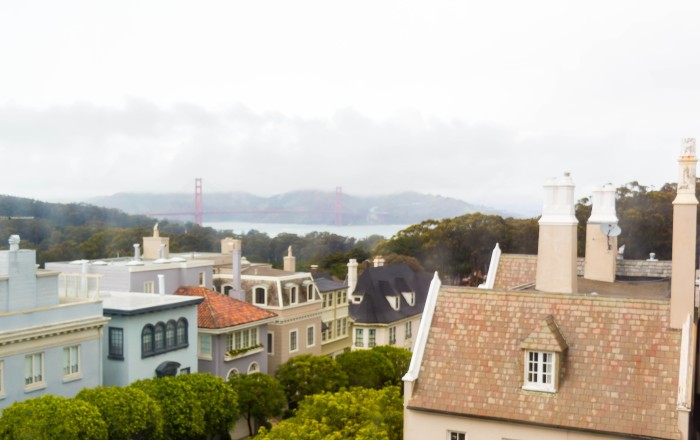 Pacific Heights neighborhood