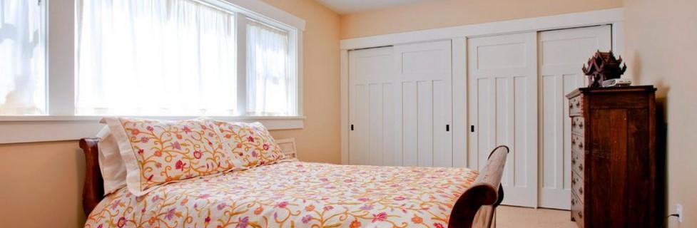 Trustile MDF interior closet doors