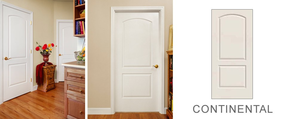 Continental interior door by Jeld Wen