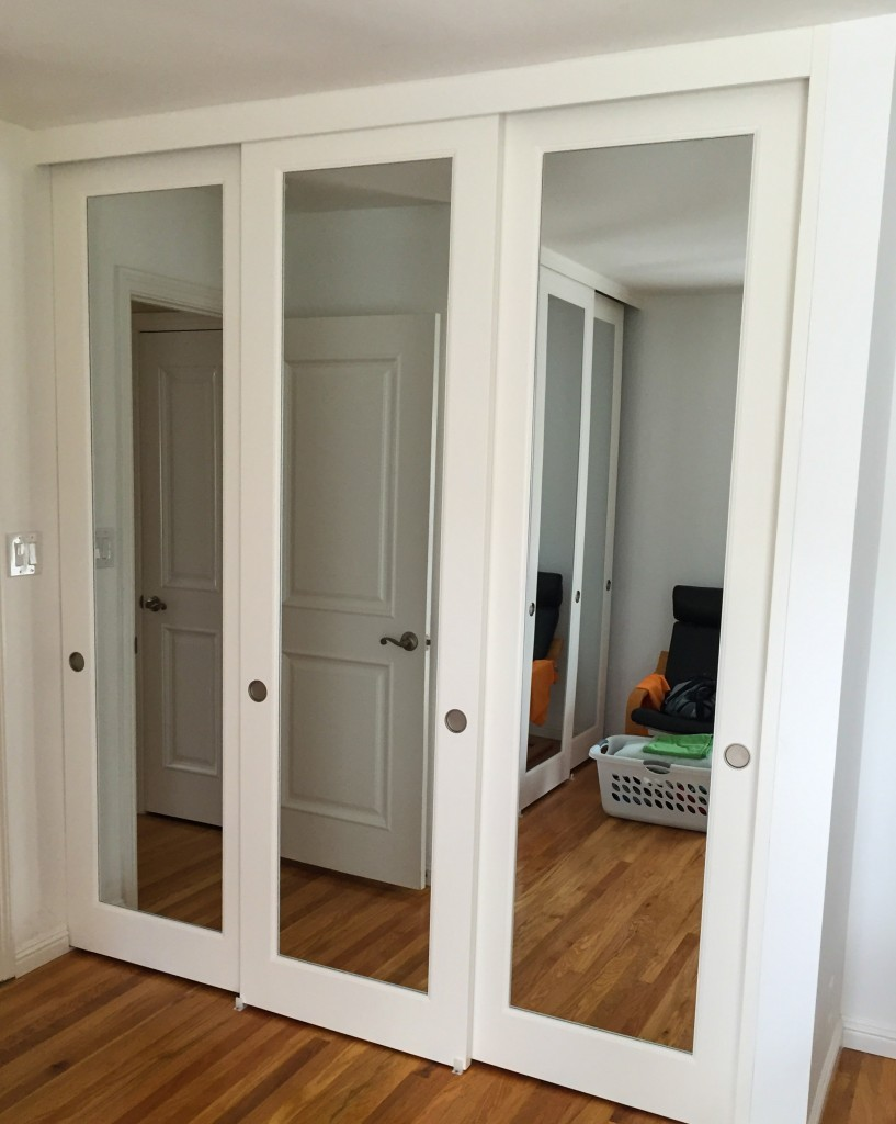 mirror reflections closet doors in sunnyvale. Black Bedroom Furniture Sets. Home Design Ideas