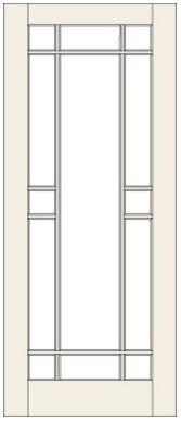 Lemeiux Exterior Door