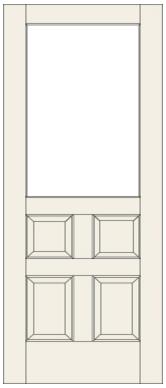 Lemieux Exterior Door