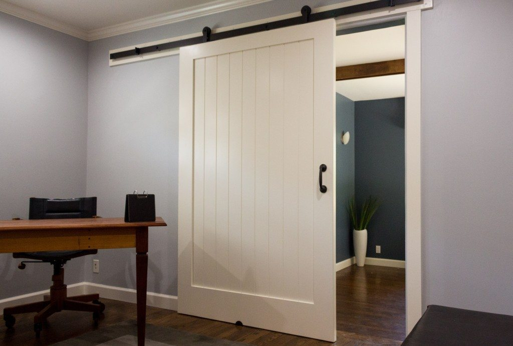 Interior Barn Door Hardware Installation Available Plano Frisco Prosper