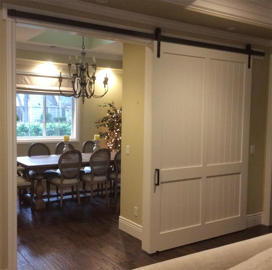 Doors Design: The Largest Barn Door We've Installed To-Date