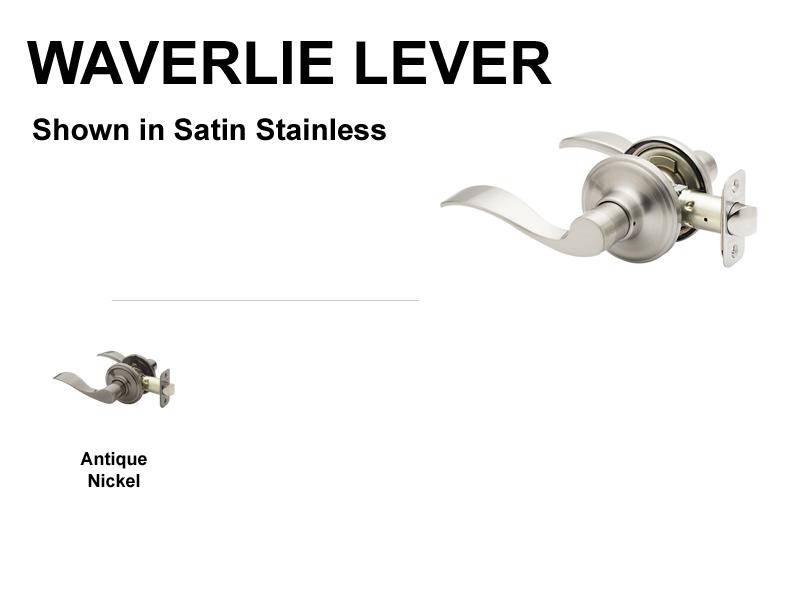 Waverlie Lever
